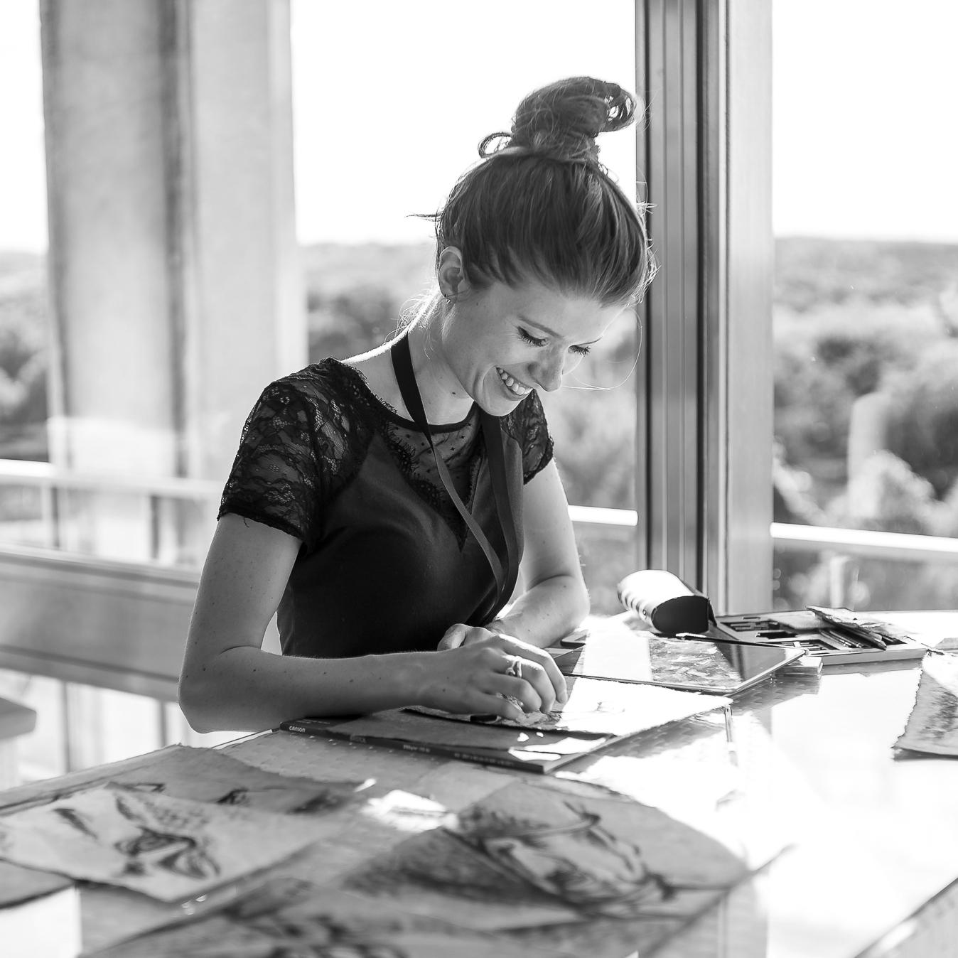 Vanylinn - Painter, portraitist & designer