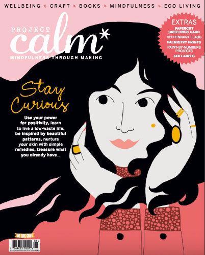 I was commissioned to work as Editor for Project Calm issue 12 and 13 (pictured), covering Lara Watson's maternity leave. I was given a great deal of creative freedom with this issue, from the themes we included to the illustrators we commissioned, which was an absolute dream. Inside you'll find a celebration of hugely talented people, beautiful art, inspiring places, interesting features and hand-crafted items from independent makers.