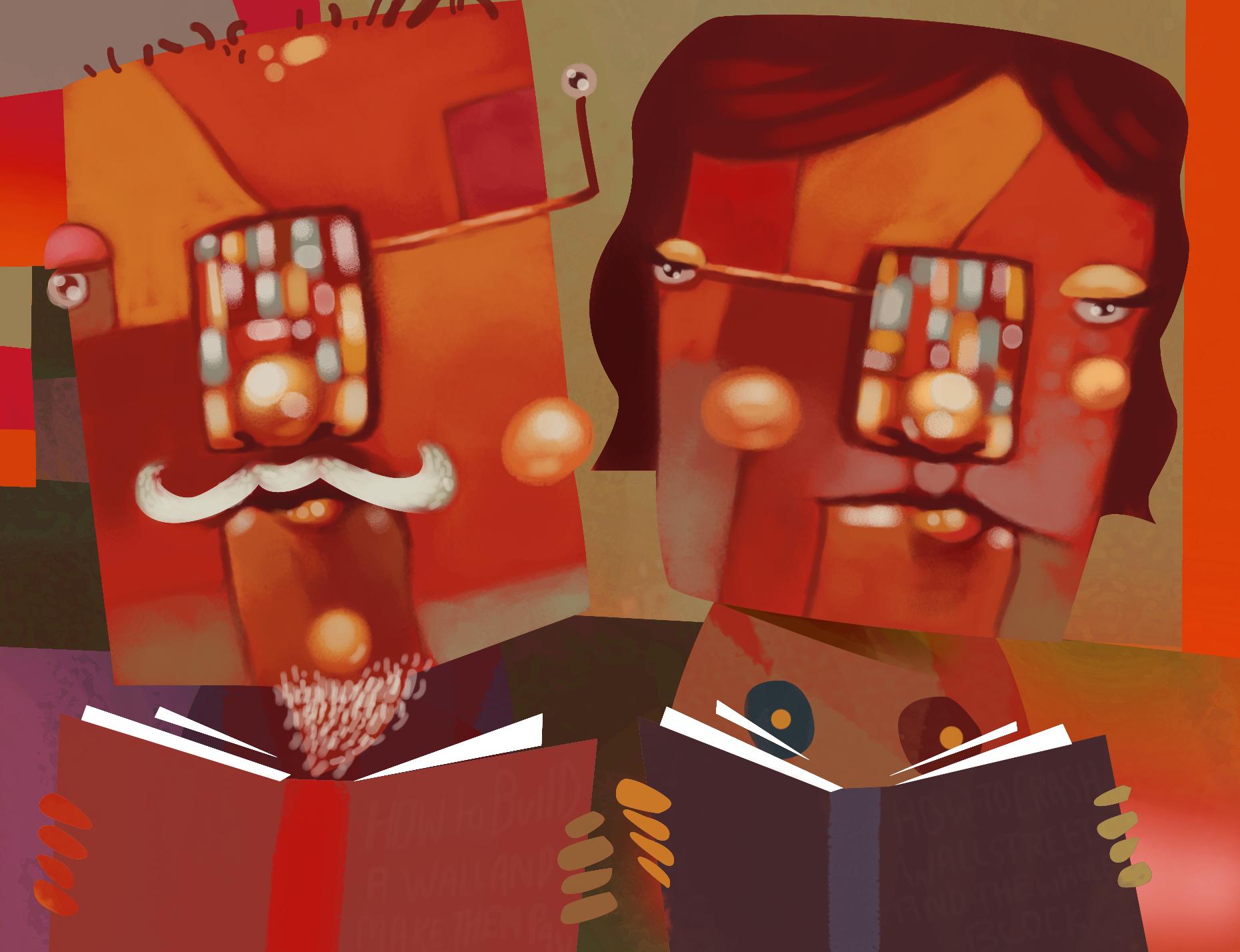 Border's Books
