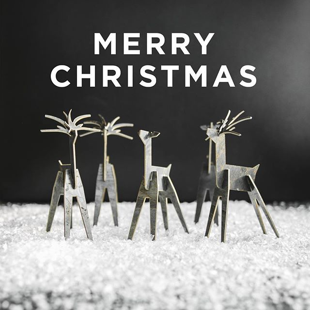Merry Christmas!  We hope you all enjoyed your day! #christmas #merry #reindeer