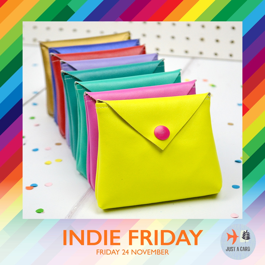 Just a card Indie Friday