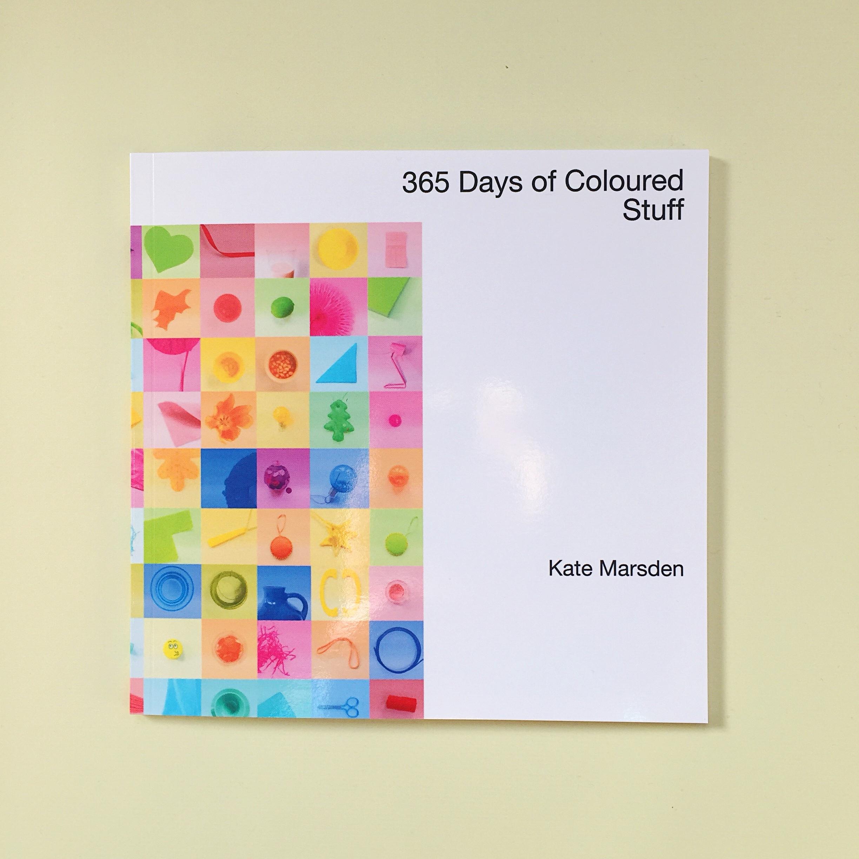 365 days of coloured stuff