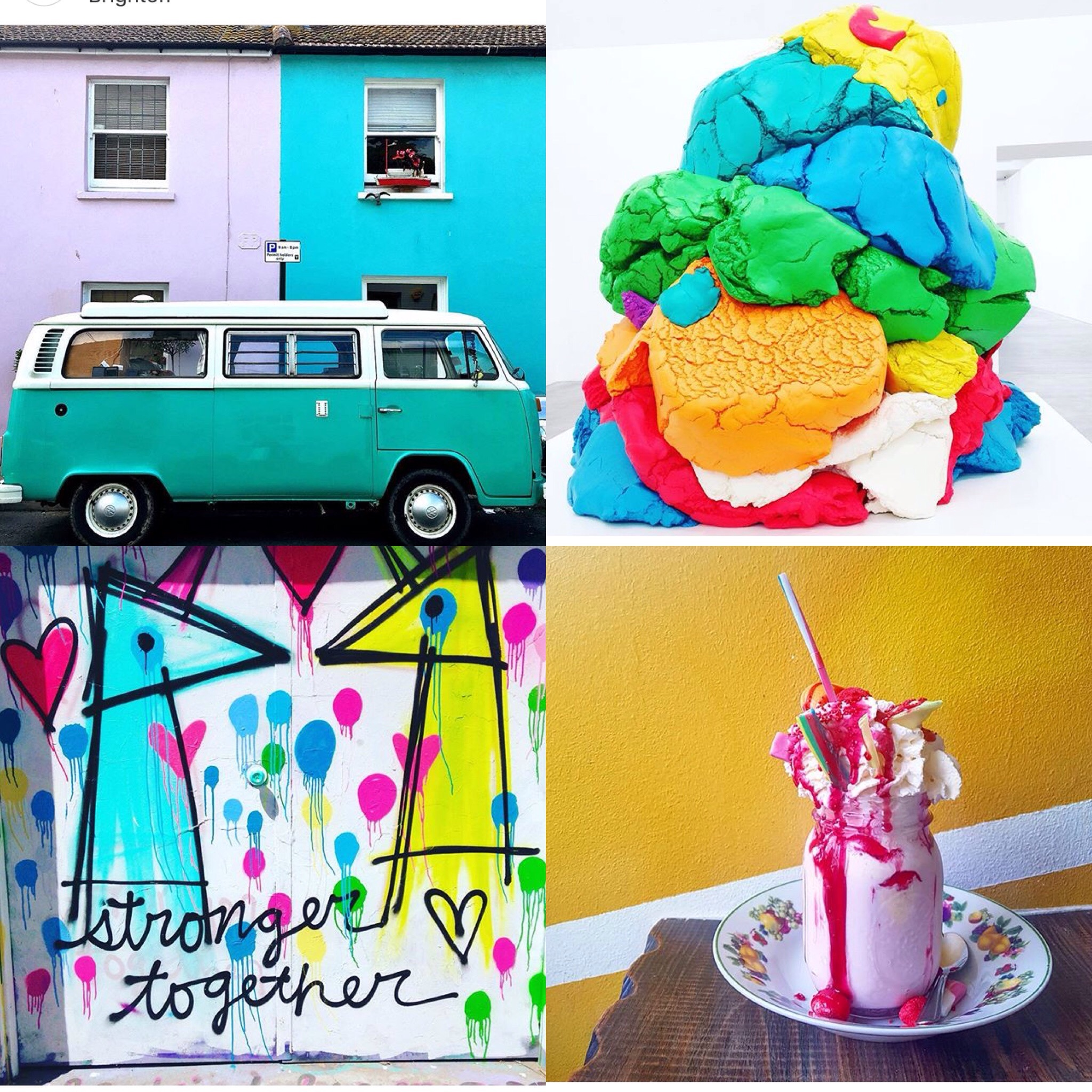 colour themed instagram challenge