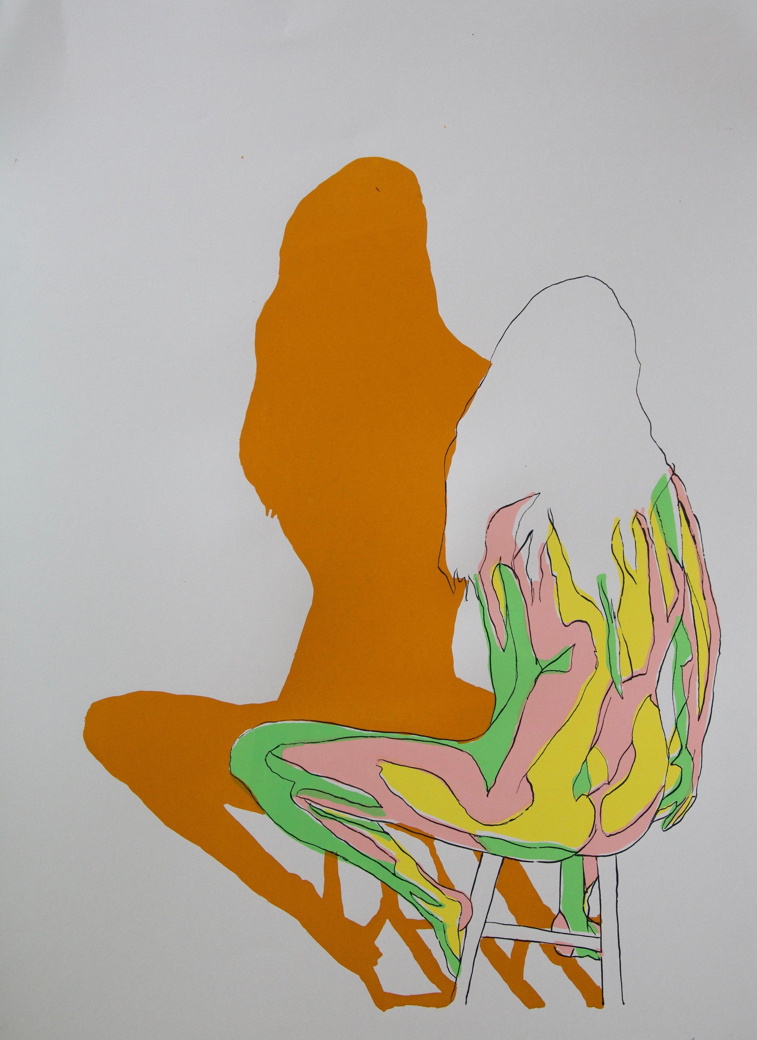 Mustard Shadow