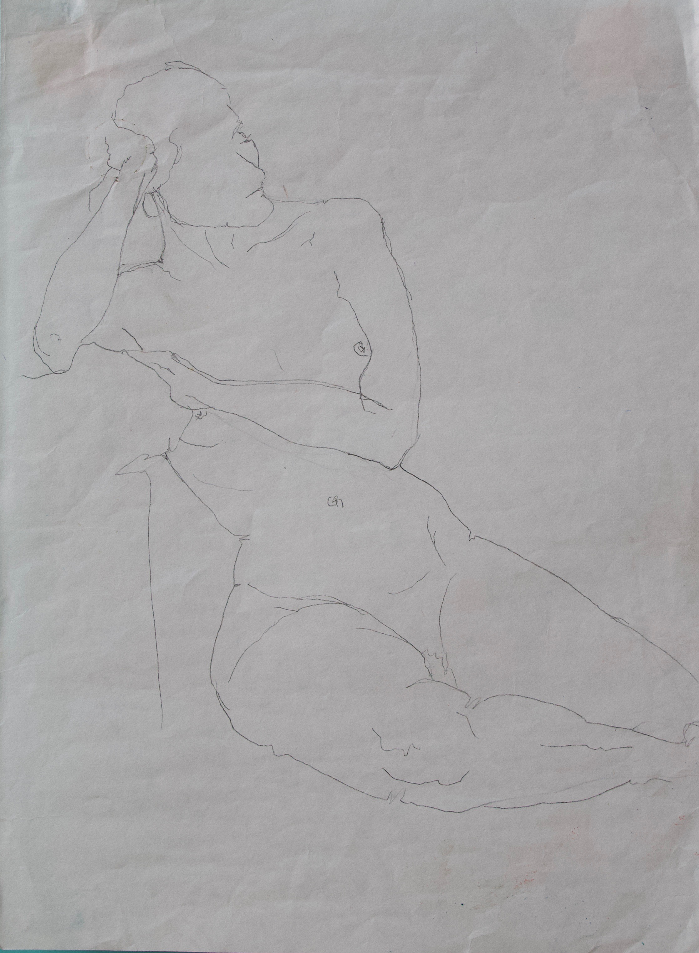 Life Drawing in Bologna