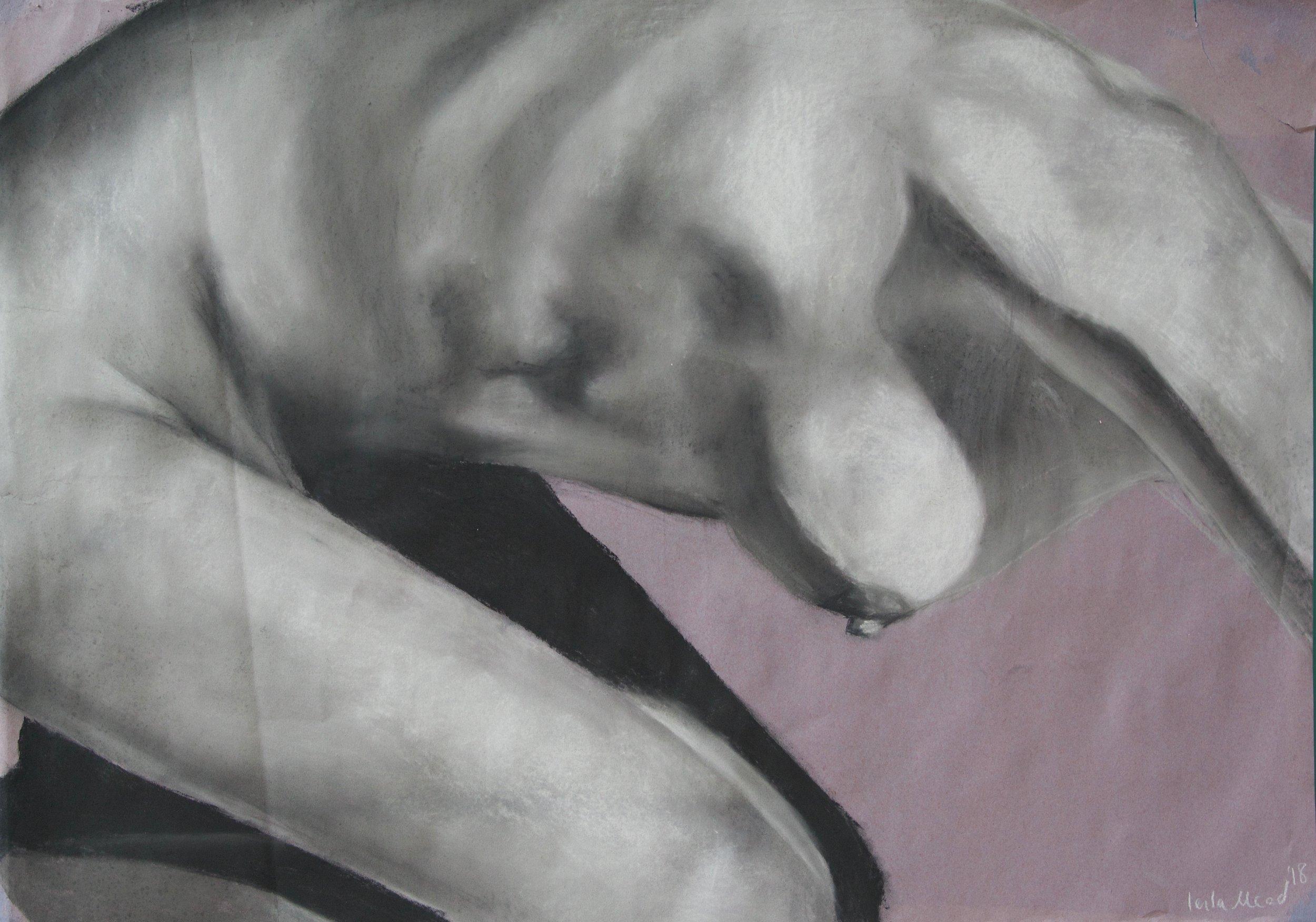Close up on Purple