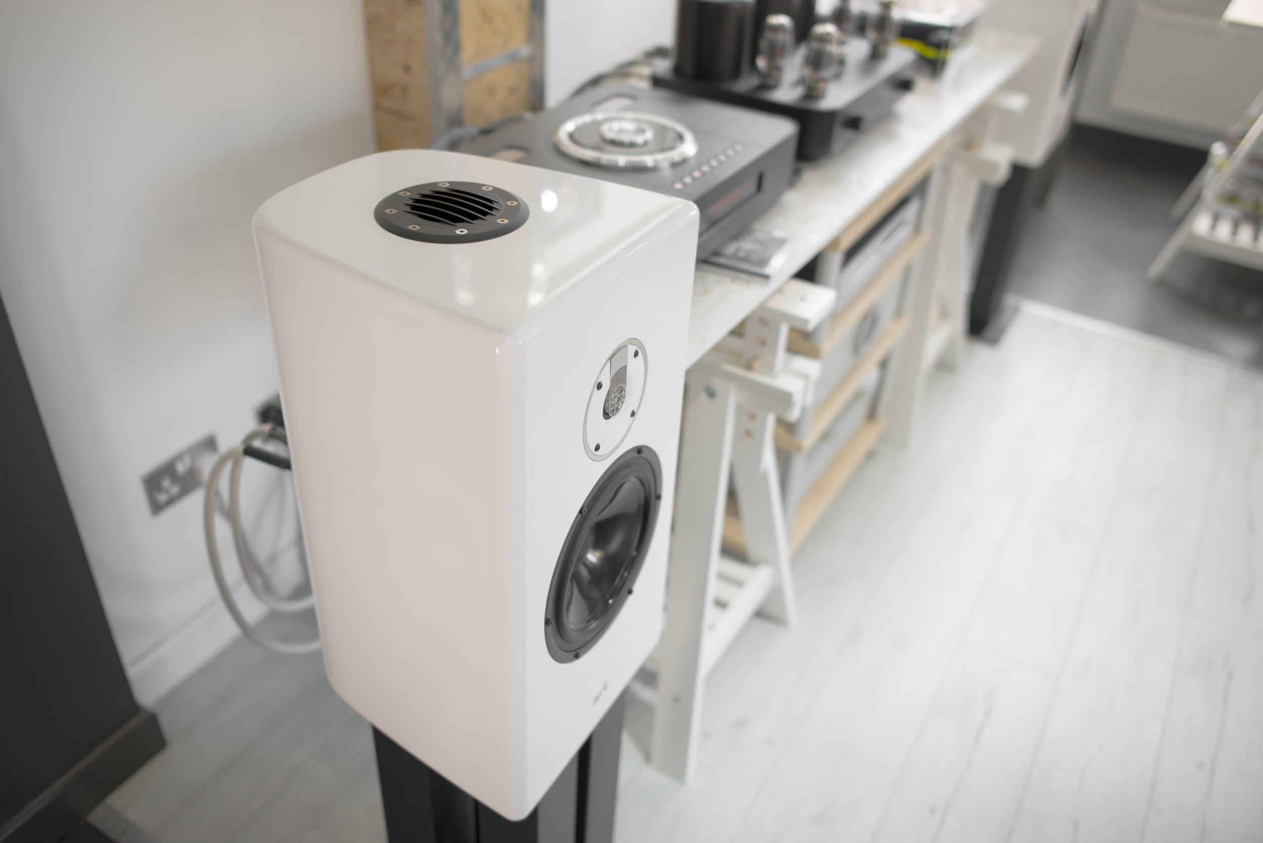 ART Loudspeakers DRAM Monitor 'Diamond version' speakers