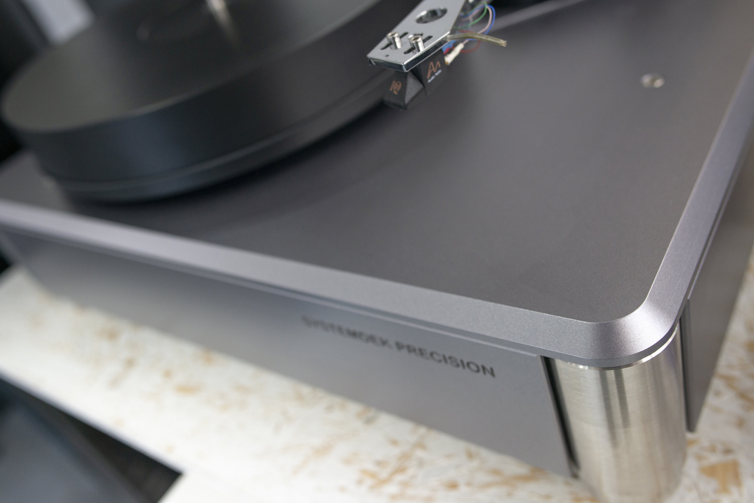 Systemdek at Audiophilia Retailer, Scotland