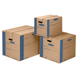Bankers Boxes & Office Related Boxes -