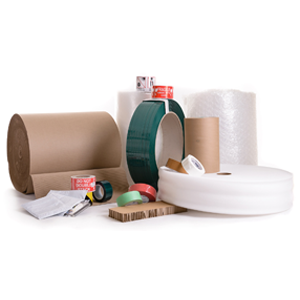 Wide Variety Of Packing Supplies -