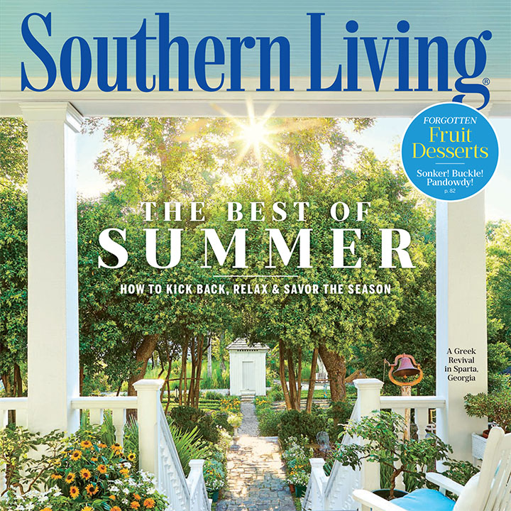SOUTHERN LIVING: JUNE 2018