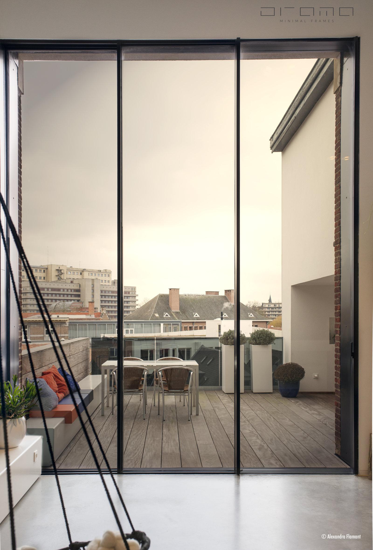 Renovatie lux loft centrum Leuven
