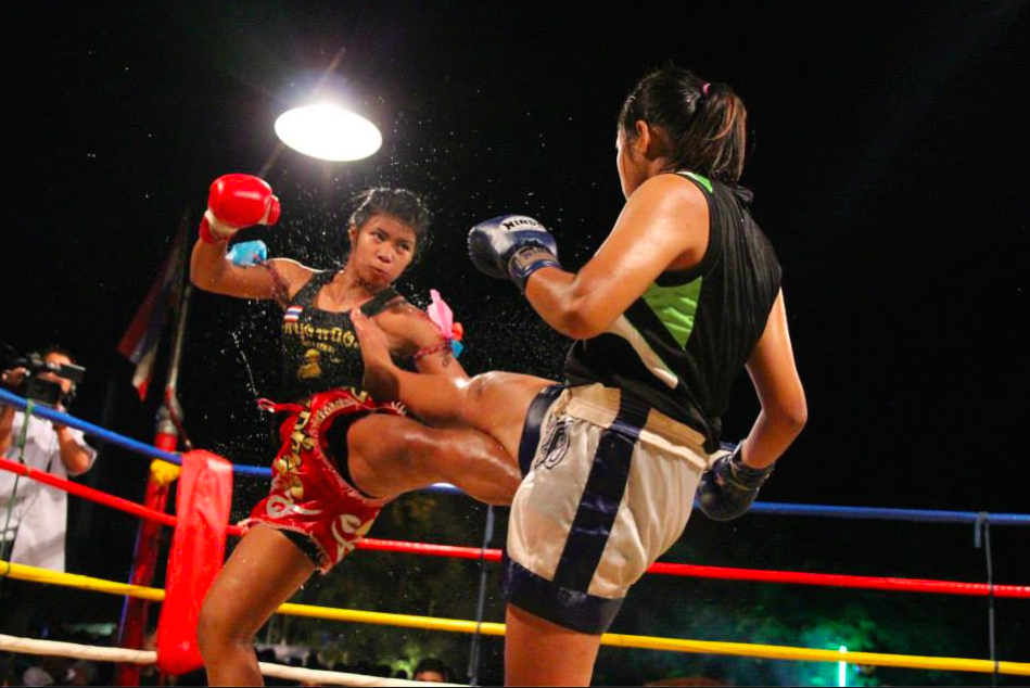 NUNG NING     MUAY THAI INSTRUCTOR, THAILAND