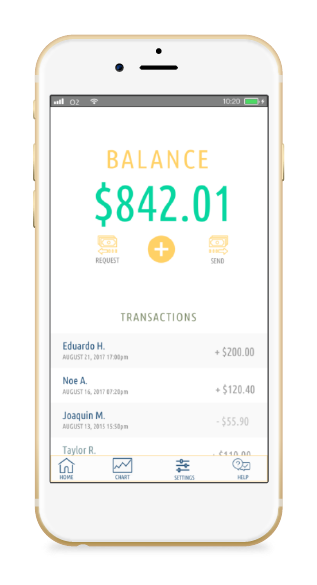 Introducing... - The easiest way to send and recieve payments in the Caribbean.