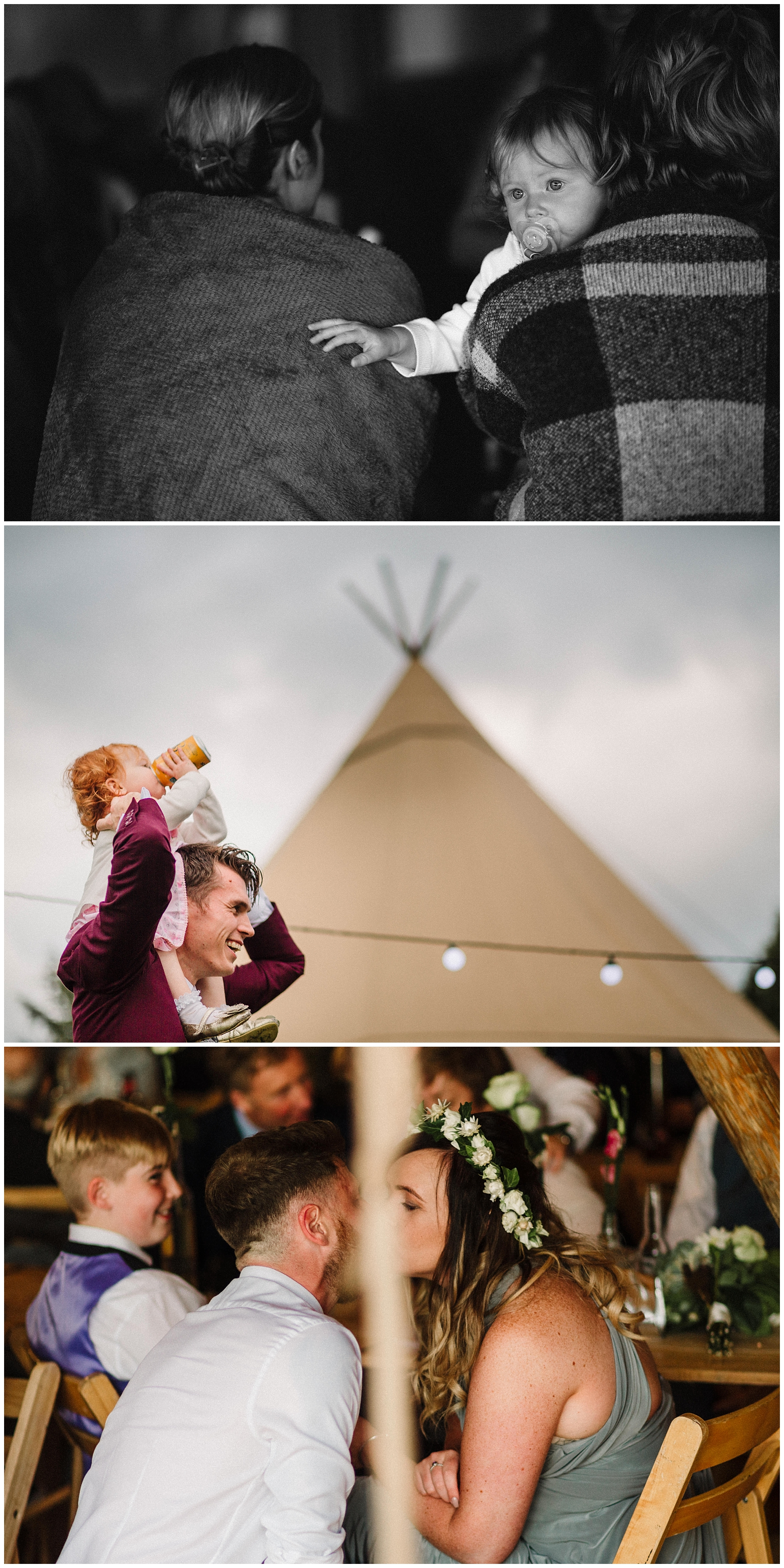 a yorkshire tipi wedding at scampston hall