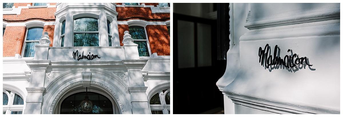 London Malmaison Hotel exterior