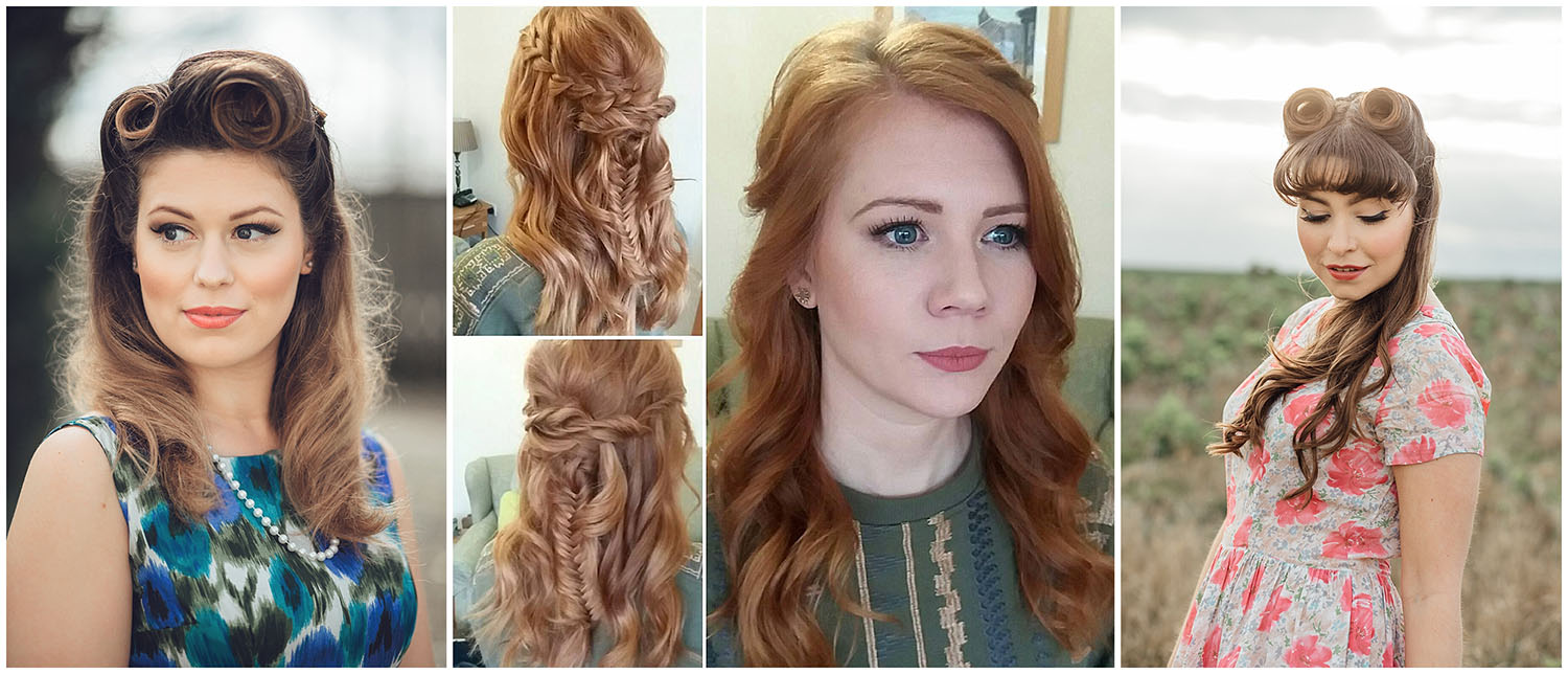 Centre image - bridal HMUA trial from Aimee's Instagram page