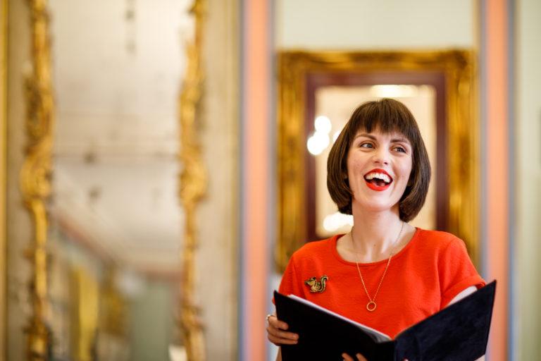 Humanist Celebrant Katie Matthews, Image via humanist.org.uk