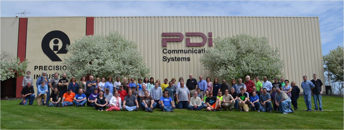 PDI Communication Systems, Inc. - Contractor: Excel Construction ManagementProject Location: Springboro OhioDate Completed: April 2018Overview: Furnished & Installed LED LightsPhoto Credit: PDI Communication System
