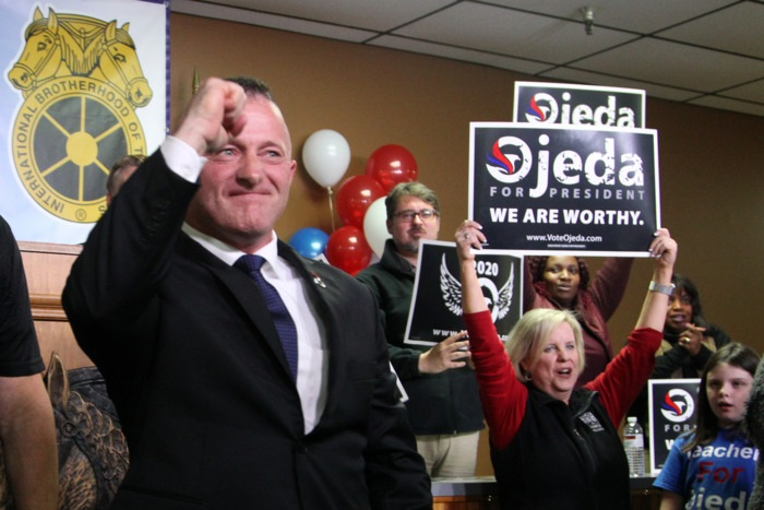 Richard Ojeda Isn't Like Other Democrats. Is That a Good Thing? - New York Magazine