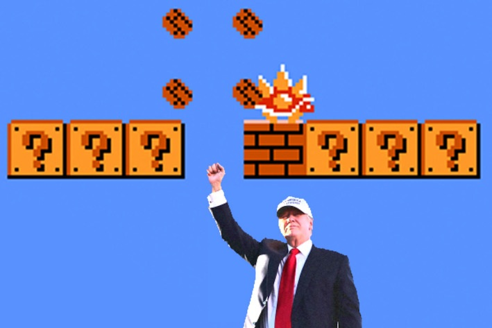 Has Donald Trump Ever Played a Video Game? - New York Magazine
