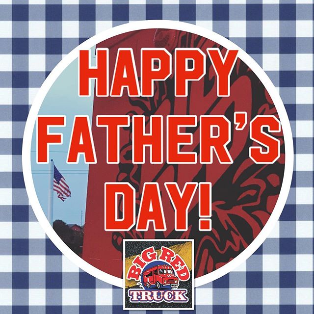 🚩🌮Let's taco bout all the great dads outs there, we think you're a really big dill and you're super fungi's. In fact it might sound a little cheesy but we think your just grate.  #happyfathersday #dadjokes #bigredtruck #brtdestin