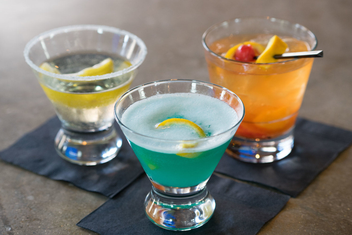 Try one of our amazing Draft Cocktails!