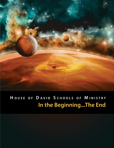 "In the Beginning ... The End - In the beginning was the Word, and the Word was with God, and the Word was God. John 1:1HOW DID IT ALL BEGIN? HOW WILL IT END? Do you want to learn the TRUTH about creation? The creation of: The Heavens (planets, stars), Earth, Space, Animals, Plants, Etc… Do you want to gain a Biblical perspective of scientific theories? The extinction of dinosaurs, Evolution, The Big Bang, Continental Drift, Etc…, Do you want to receive in-depth teachings explaining the dynamics of: The creation of man, the fall of man (its affects on creation and generations to come), man's/woman's judgment, etc… Do you want to know… Why God flooded the earth? Why are there so many languages? Why did man's life span decrease? What is ""The End of the World""? Will it happen suddenly? Through the teachings in this course, you will learn the truth regarding a much theorized subject: Creation. This course provides detailed information regarding the specifics of how the world began. It also offers a clear understanding of the stages involved in ""The End of the World"". This course will give you the confidence to stand on the truth based on the undeniable facts found in the Word of God."