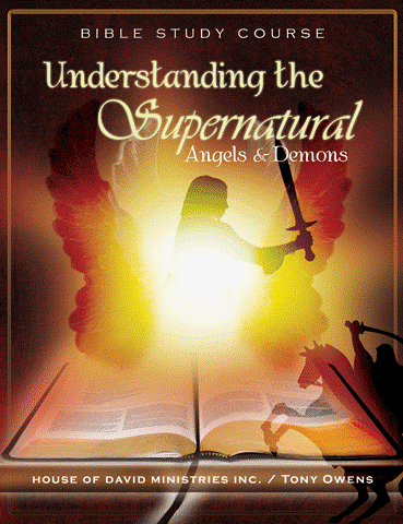 Understanding the Supernatural (Angels andDemons) - For we wrestle not against flesh and blood, but against principalities, against powers, against the rulers of the darkness of this world, against spiritual wickedness in high places. Ephesians 6:12Through the teachings of the course you will gain a greater understanding of the Supernatural, not based on science fiction, but on God's Eternal Word. Our perception of the Supernatural has been shaped heavily by the media and the opinions of people. Most of these reports have no basis or foundation of truth in them yet God is giving His people, greater insight into His Kingdom and greater understanding regarding how it functions. This course will examine the function of ministering angels as well as the operation of demons that may not be commonly known. You will also learn the purpose of the angelic hosts on earth, and man's ability to command them to accomplish God's will. As you apply these teachings you will be empowered to operate in your authority as a child of God as you obtain greater insight into the spiritual realm.