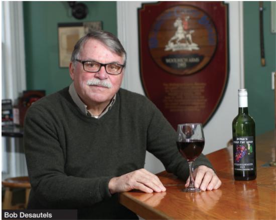 Restaurateur of the year - Bob Desautels from the Neighborhood GroupOntario Restaurant News, January 2017