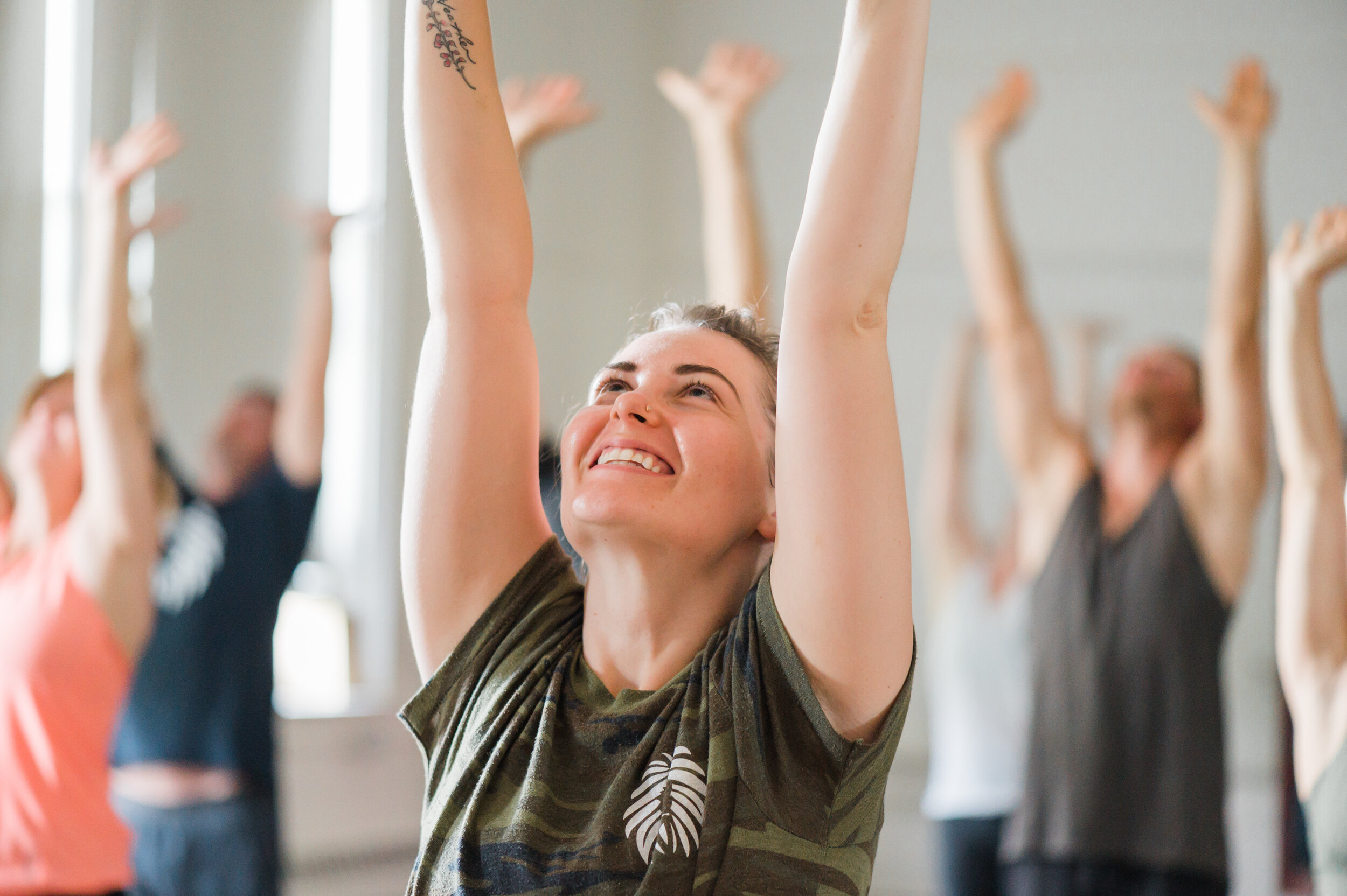 Level One - Living Yoga | Kelowna, BC