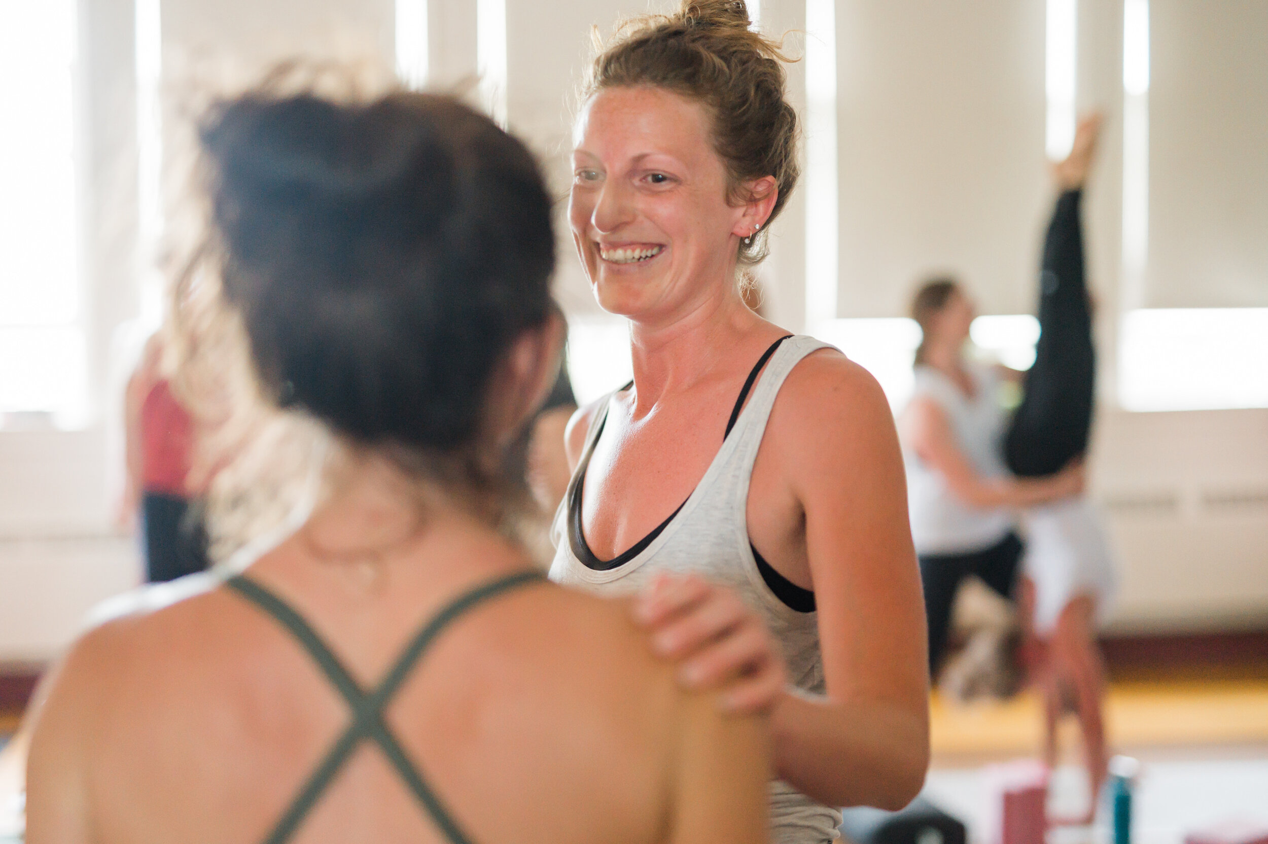 Level One - Living Yoga | British Columbia