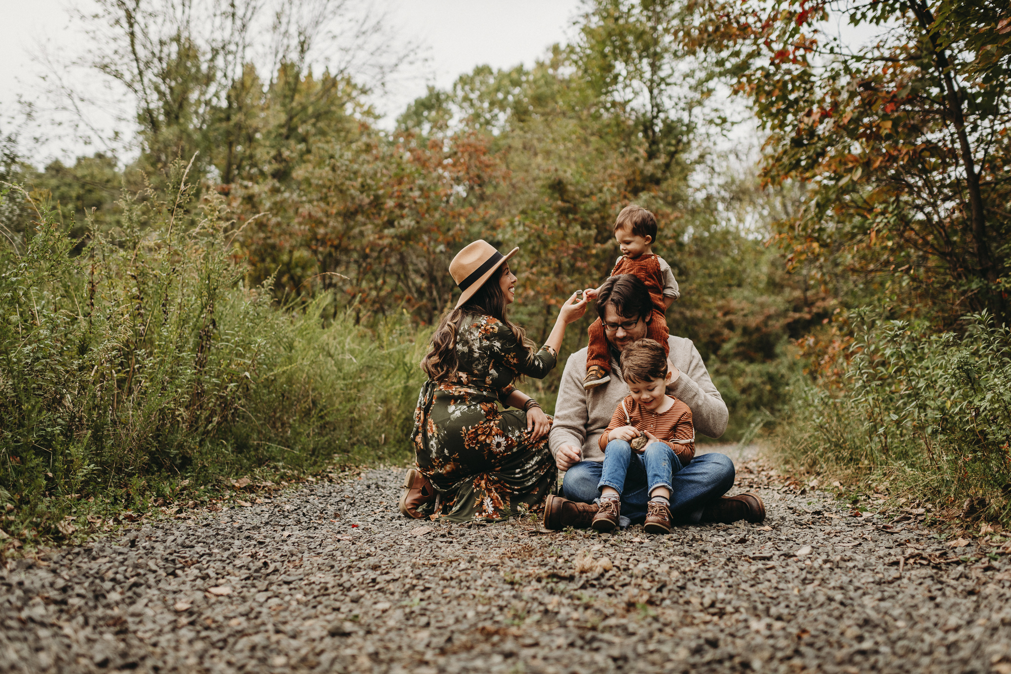 Watchung Reservation New Jersey Family Photographer 31