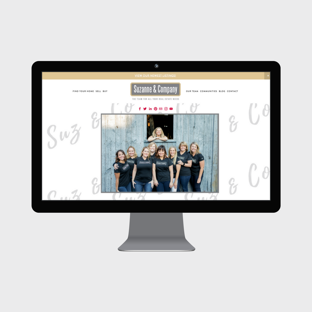 Suzanne and Company Real Estate Website Built Using Squarespace Greater Boston MA Grey Barn Media.png