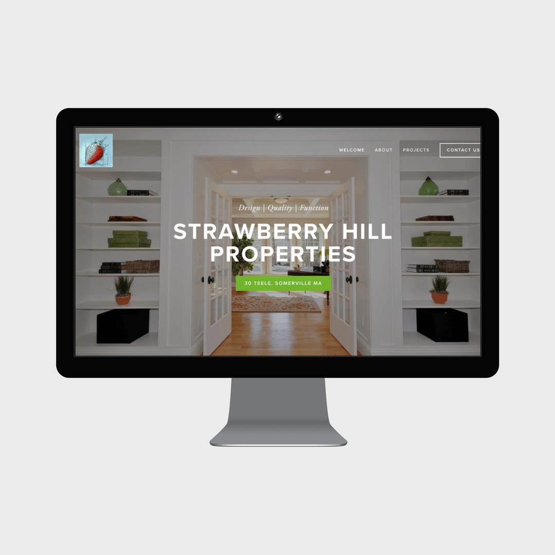 Strawberry Hill Properties Grey Barn Media Squarespace Web Designer Boston MA.png