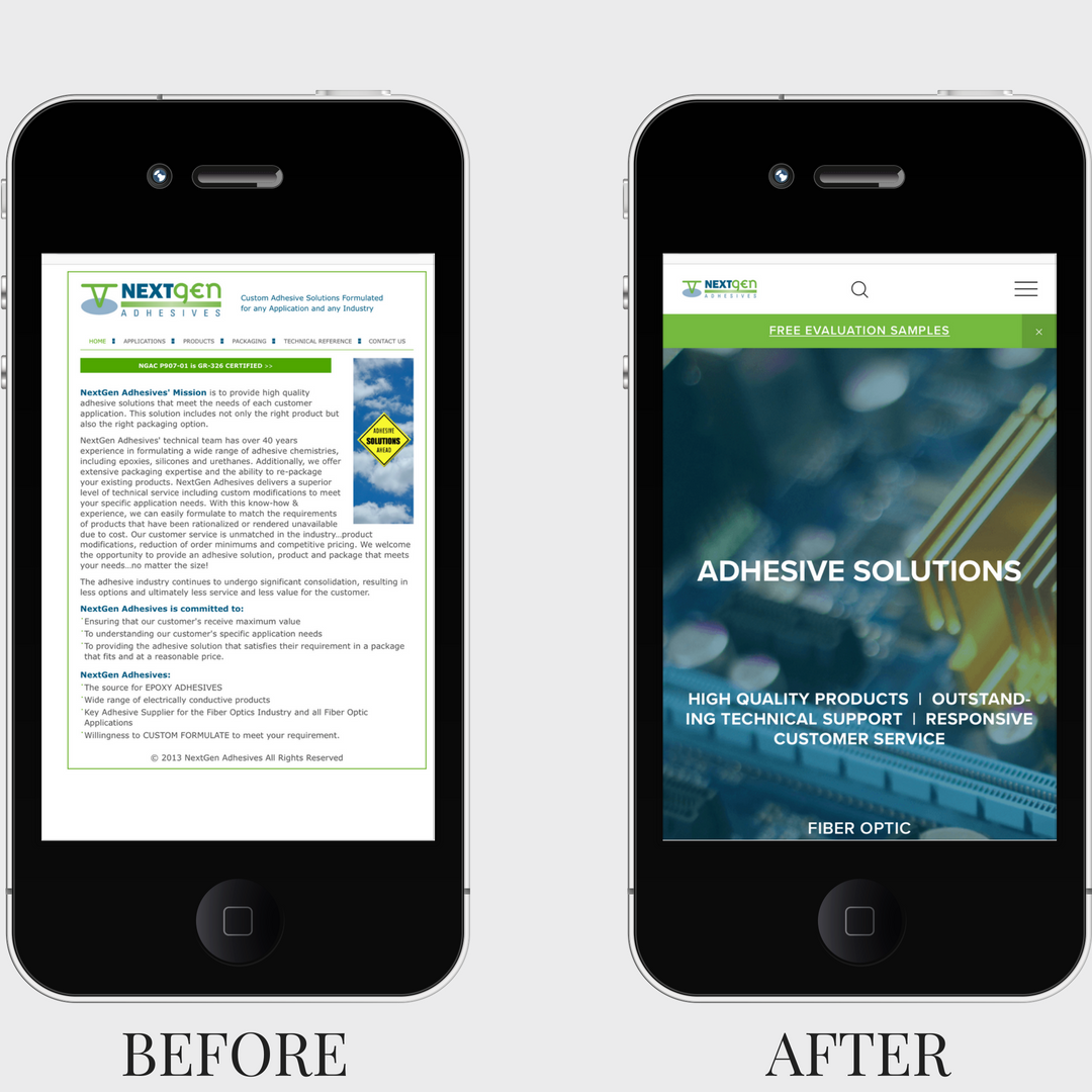 NextGen Adhesive Mobile before after homepage.png