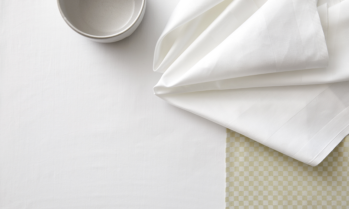 Table Napkins  Designed with luxury hotels in mind, Revival New York napkins are perfectly tailored to compliment any table setting.   Learn More...