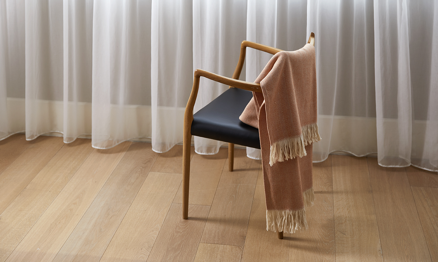 Throws  Simple, velvety soft, and ultra luxurious throws blankets from Revival New York are produced with only the finest materials.   Learn More...