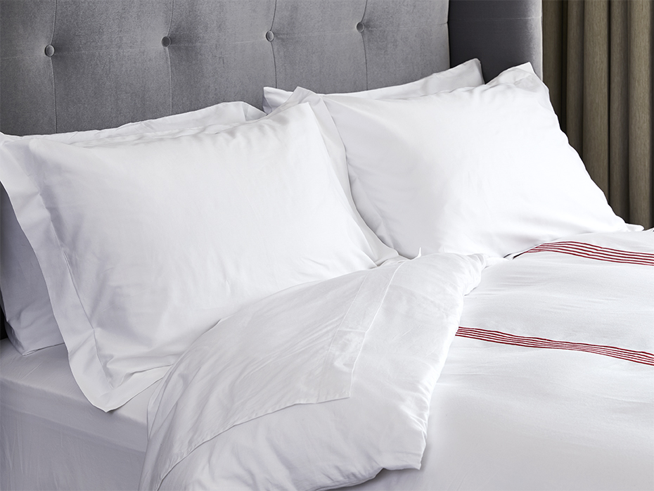 Collection Components - Duvet CoverFlat SheetPillow ShamPillow Cases