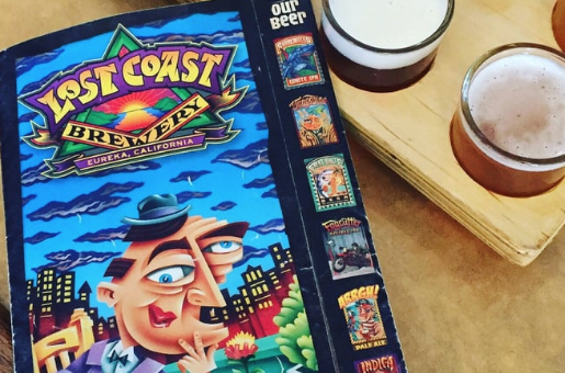 - Lost Coast Brewery Cafe