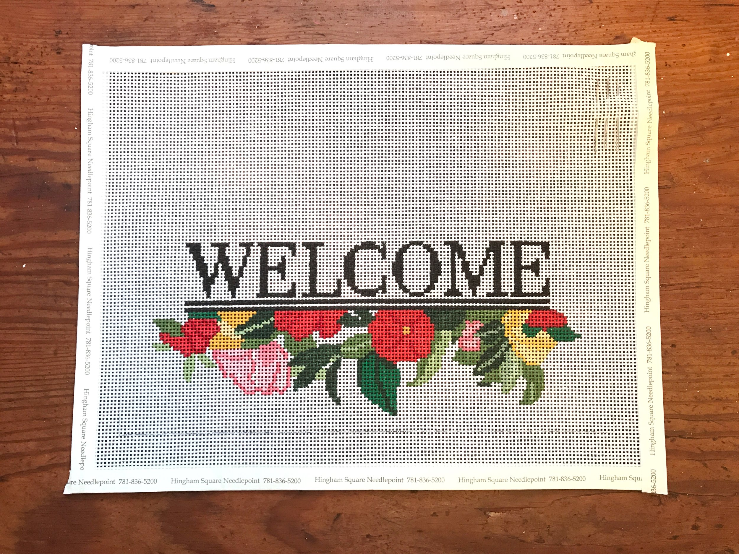 Welcome Sign - (PP21) 10.5