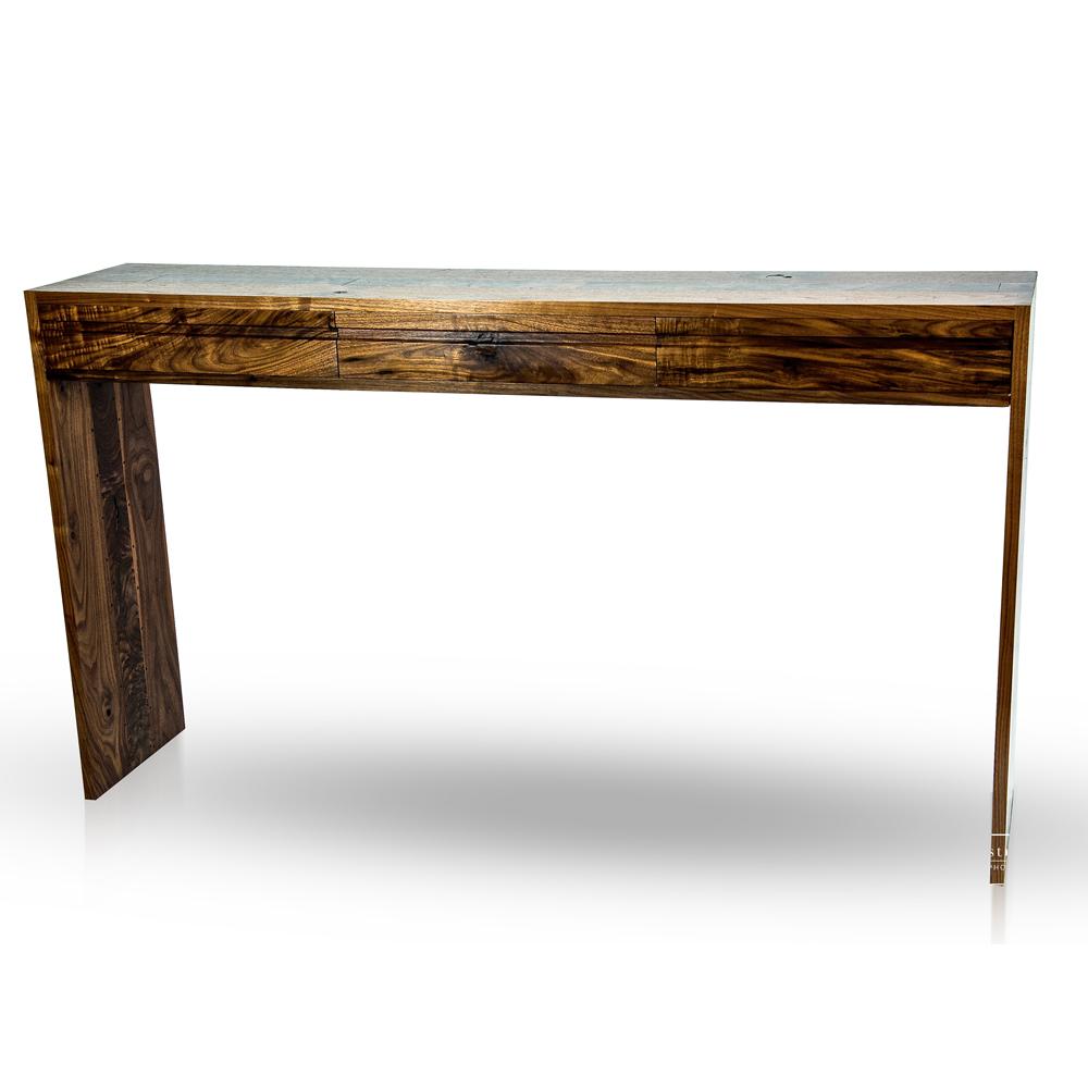 Giancarlo Studio Furniture Case Goods Three 3 Drawer Console Dresser.jpg