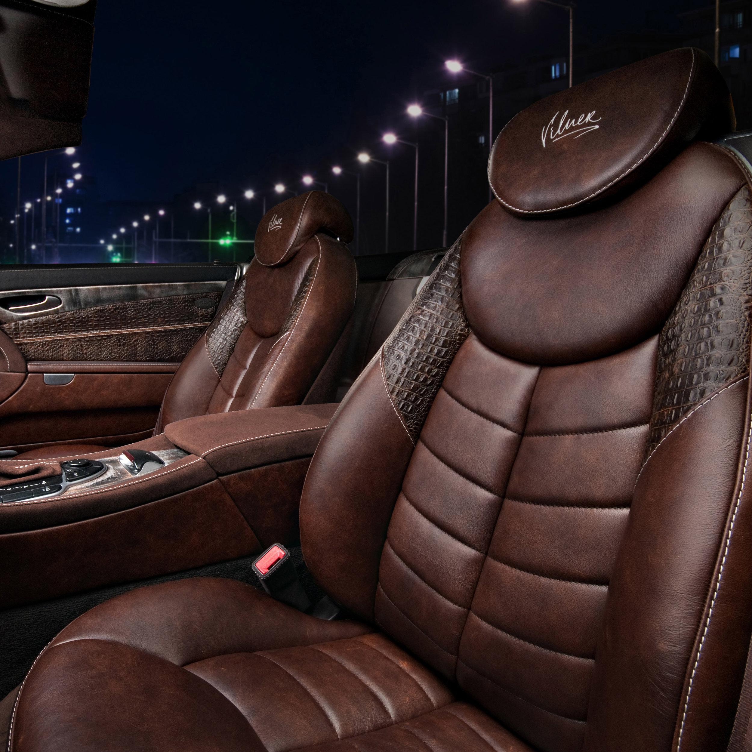 Redefining Luxury Auto Interiors With Vilner Customs - 11/3/17