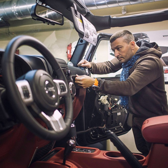 Redefining Luxury Auto Interiors With Vilner Customs - SciLux