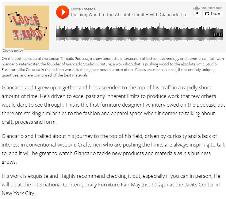 Loose_Threads_Giancarlo_Studio_Furniture_Podcast.JPG