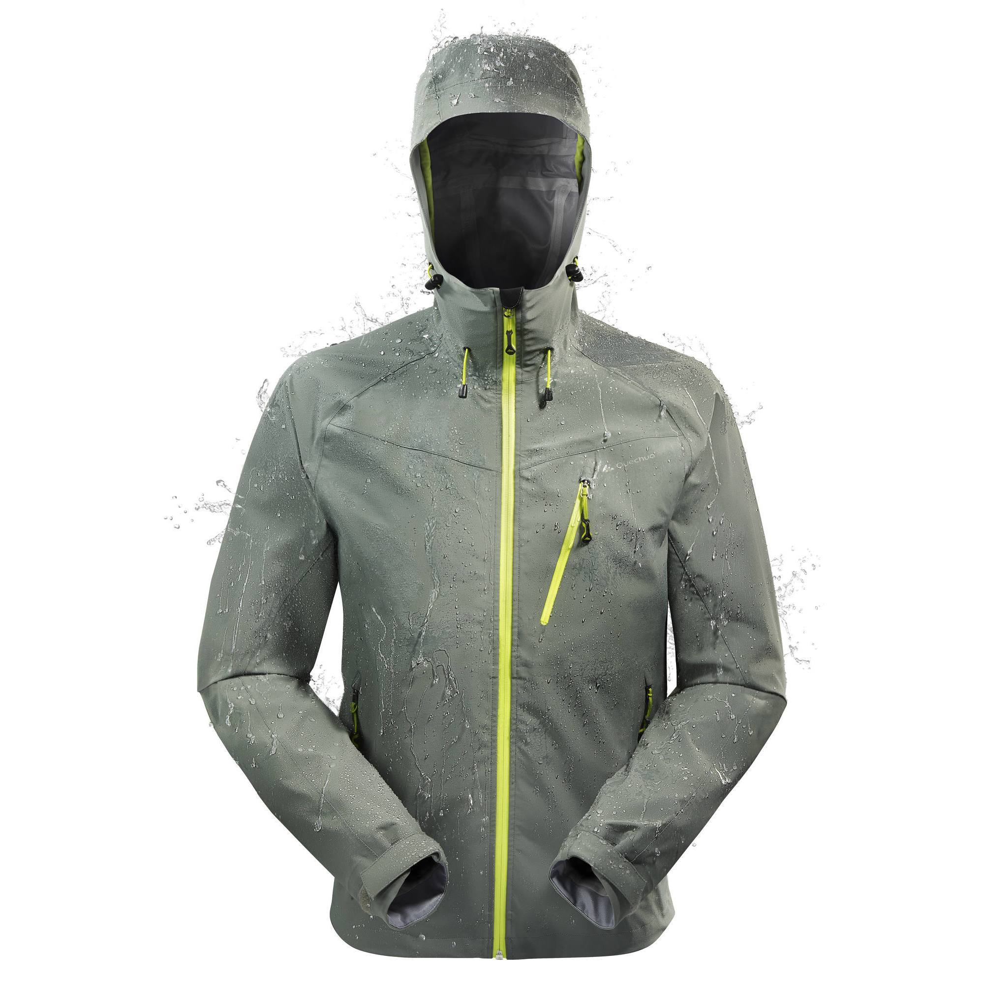 Jacket – Quechua Forclaz 400 Grey Jacket - This jacket is meant to be both waterproof and breathable, and I do hope so considering I am expecting to be battered by wind and rain right from the start. I am fairly lanky and normally I have to buy items like this oversized in the body so they fit in the arms but this jacket both fitted my body and arms well.