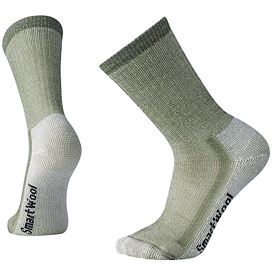 Socks – Smartwool Hike Medium Crew Socks  - One of the most important pieces of kit, as my feet are going to need as much help as possible on this walk. Hopefully these help keep my feet nice and snug and blister free. These are a merino/nylon mix.(courtesy of Ellis Brigham)