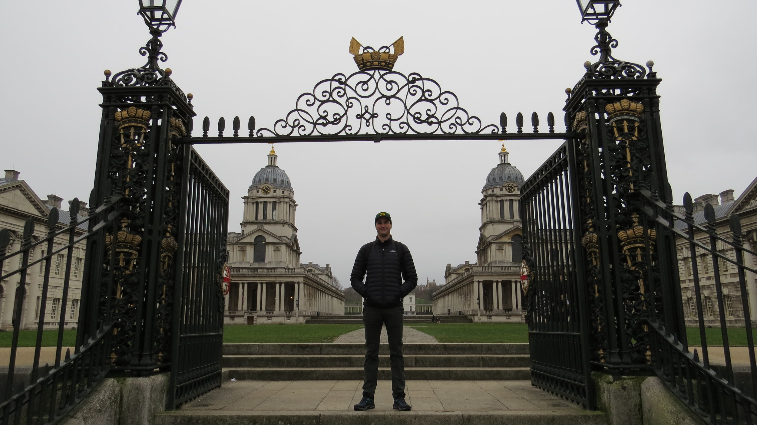 Brother at Greenwich