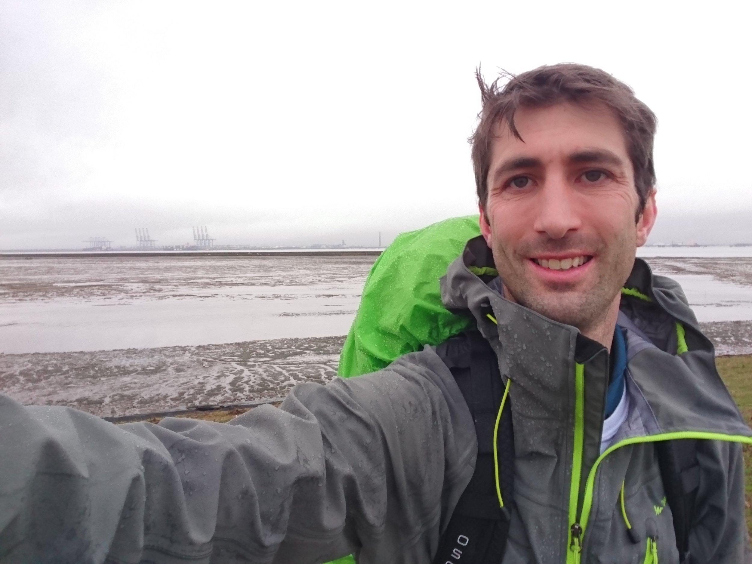 Stopped raining selfie time