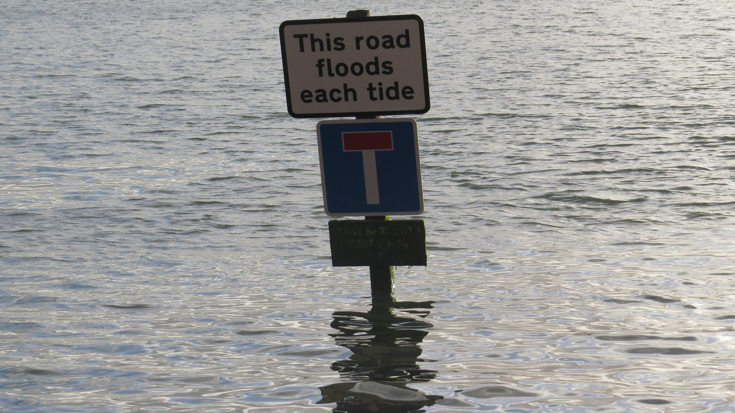 Very apt sign